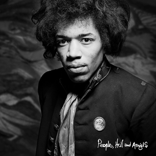 "Hendrix ""People Hell and Angels"" Has Been Released"