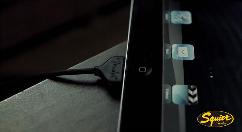 Squier USB Strat, USB Guitar