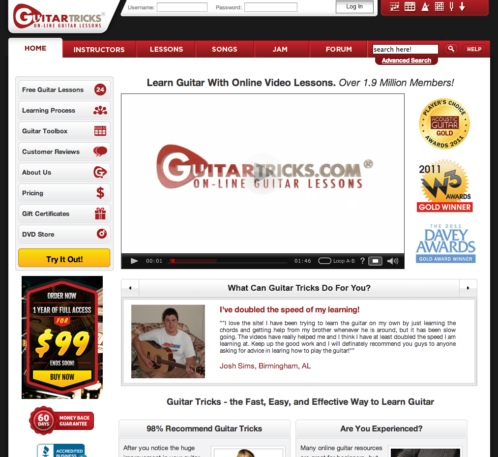 The Best Online Guitar Lessons for Any Skill Level