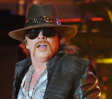 $20M Axl Rose Lawsuit Finally Dismissed