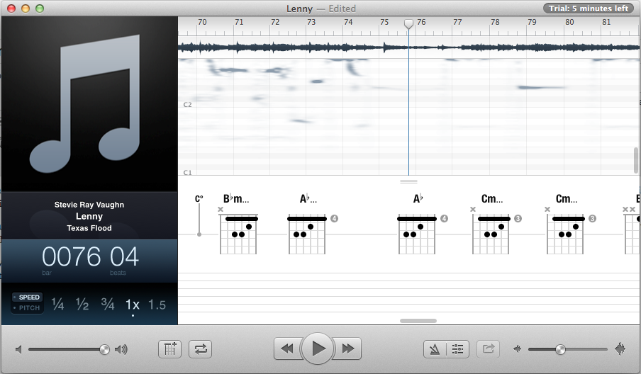 music transcription software