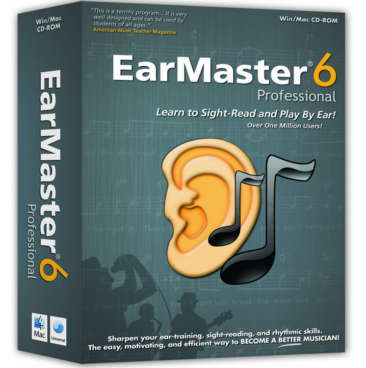 Ear Training Software Review: EarMaster Pro 6